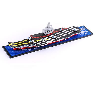 66502 Bouwblokken Modelbouwsets Speeltjes Schip Diamant Muovi Stuks