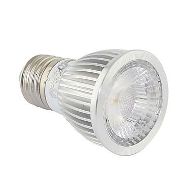 5W E26/E27 LED-spotlys A60(A19) 1 COB 400 lm Varm hvid Kold hvid DekorativVekselstrøm 85-265 Vekselstrøm 220-240 Vekselstrøm 100-240