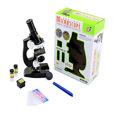 현미경 과학&디스커버리 완구 교육용 장난감 장난감 재미 클래식 조각 아동용 선물