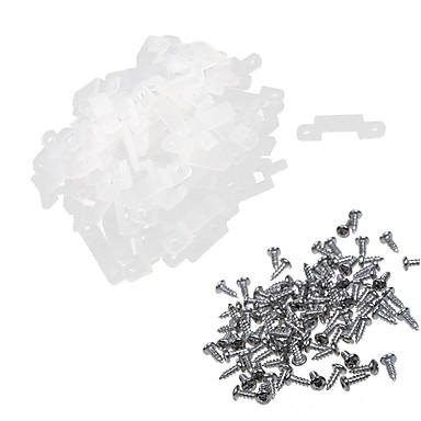 100stk Høy kvalitet Dekorasjon Elektrisk kontakt