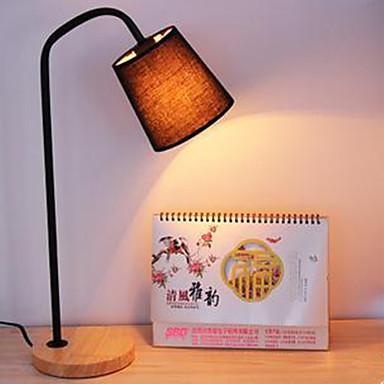 40W Hedendaags Bureaulampen , Kenmerk voor LED / Oogbescherming , met Schilderen Gebruiken Aan/uit knop Schakelaar