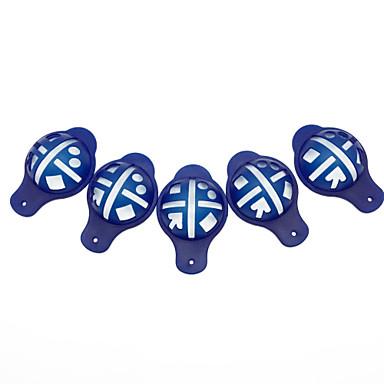 Golf - Trainingshilfen Kunststoff für Golfspiel - 5 Stück