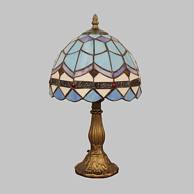 Multi-shade Tiffany / Rustic / Lodge / Novelty Table Lamp Resin Wall Light 110-120V / 220-240V 25W