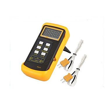 termómetro bimetálico dt-6802ii