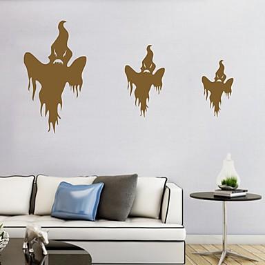 Højtid Wall Stickers Fly vægklistermærker Dekorative Mur Klistermærker,PVC Materiale Kan fjernes Hjem Dekoration Vægoverføringsbillede