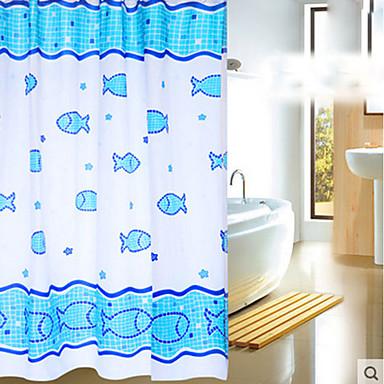 Modern Polyester 1.8*2M  -  Hoge kwaliteit Douche Gordijnen