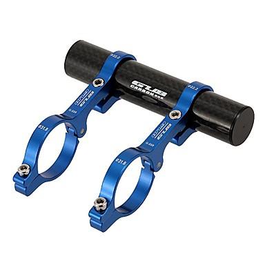 billige Sykkeltilbehør-Forlenger til sykkelstyre LED Lys Til Vei Sykkel Fjellsykkel Sykling Aluminiumslegering Gul Rød Blå 1pcs