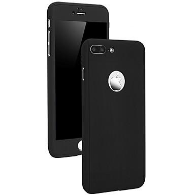 Hülle Für Apple iPhone X / iPhone 8 Stoßresistent Ganzkörper-Gehäuse Solide Hart PC für iPhone X / iPhone 8 Plus / iPhone 8