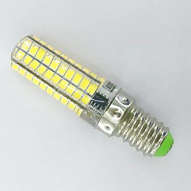 400-500lm E14 Lâmpadas Espiga T 80LED Contas LED SMD 5730 Decorativa Branco Quente / Branco Frio 85-265V / 220-240V