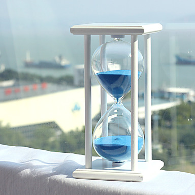 1pc Glass Fritid Kontor / Bedrift Retro Rød Moderne / NutidigforHjemmedekorasjon, Hjemmeinnredning Dekorative gjenstander