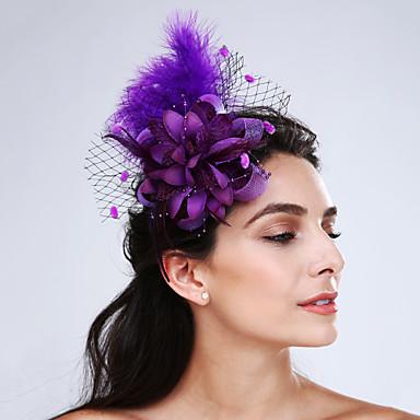 sulka netto fascinators headpiece tyylikäs klassinen naisellinen tyyli