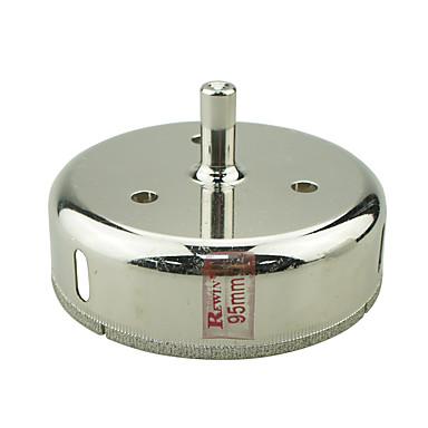 rewin værktøj legeret stål glas huller opener hulstørrelse-95mm 2stk / box