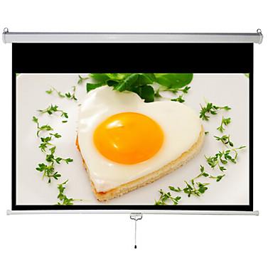povoljno Oprema za projektore-makro filmovi autentična 100-inčni 16 9 ekran za zaključavanje dom projektor