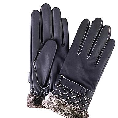 vandtæt og kold vinter mode bomuld motorcykel handsker