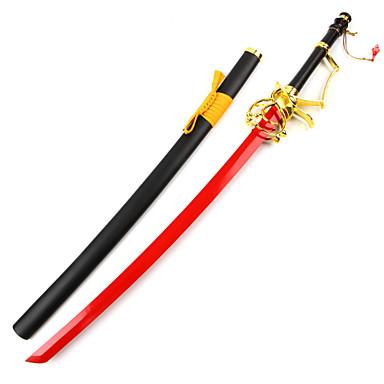 Waffen Schwert Inspiriert von Seraph des End Cosplay Anime Cosplay Accessoires Schwert Holz Herrn neu