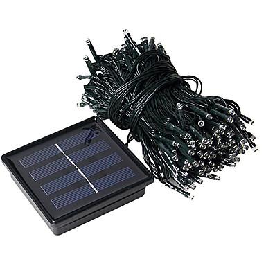 20m Lysslynger 200 lysdioder Varm hvid Vandtæt / Farveskiftende <5 V / IP65