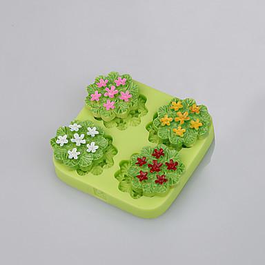 Gebäck-Werkzeug Eis Chocolate Cupcake Plätzchen Kuchen Silikon Umweltfreundlich Gute Qualität Modisch Backen-Werkzeug Kuchen dekorieren