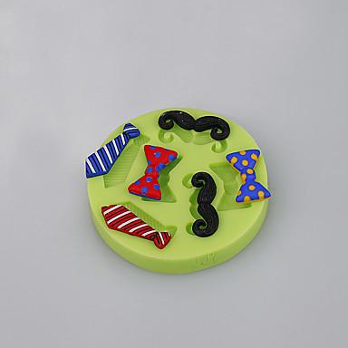 Moldes de bolos Gelo Chocolate Cupcake Biscoito Bolo Silicone Amiga-do-Ambiente Faça Você Mesmo Alta qualidade Fashion Ferramenta baking