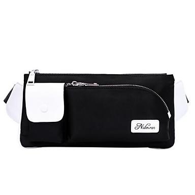 Pochete Mini Bolsa de Ombro Bolsa Transversal Prova-de-Água Organizadores para Viagem para Roupas Náilon / Homens Mulheres Exterior