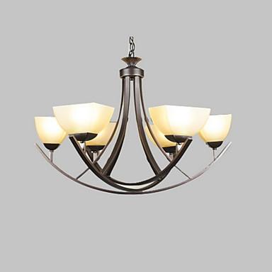 Pendelleuchten Deckenfluter - LED, Traditionell-Klassisch, 110-120V 220-240V Glühbirne nicht inklusive