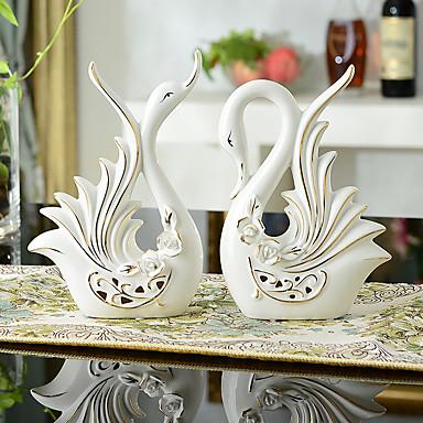 1pc Keramik Modern / Zeitgenössisch / Büro / Geschäftlich / Traditionell für Haus Dekoration, Dekorative Objekte / Hausdekorationen Geschenke