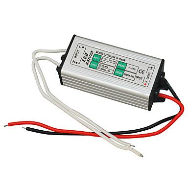 jiawen® 10w 300mA LED-Stromversorgung Konstantstrom-Treiber Stromquelle (DC 12-24V Ausgang) geführt