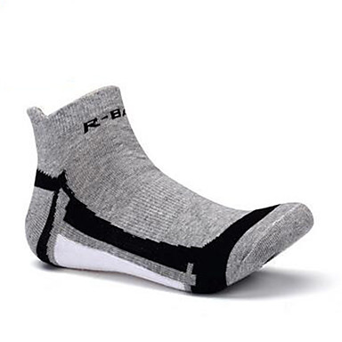 Unisex Color Block Riding Cycling Breathable Socks Outdoor Sports Nylon Footwear