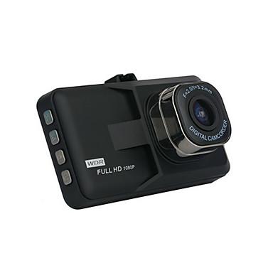 Allwinner Full HD 1920 x 1080 DVR para Carro 3polegadas Tela Câmera Automotiva