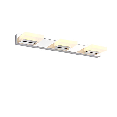CXYlight Moderno / Contemporáneo Iluminación de baño Metal Luz de pared IP20 85-265V 3W