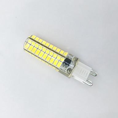 4W 400-500lm G9 LED Mais-Birnen T 80LED LED-Perlen SMD 5730 Dekorativ Warmes Weiß / Kühles Weiß 110-130V / 220-240V