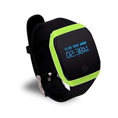 NO Touch type Activiteitentracker / Slimme armbandWaterbestendig / Lange stand-by / Verbrande calorieën / Stappentellers / Mediabediening