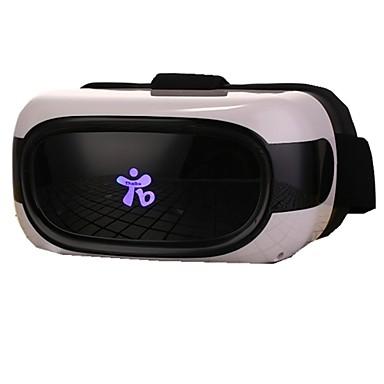3D-lasit Kulumisenkestävä / Säädettävä / Särkymätön / Sinipuna anaglyph / UV-suoja Unisex