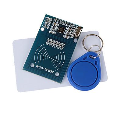rc522 RFID-Modul IC-Karte + + s50 fudan Karten Schlüsselketten für (für Arduino) bieten Entwicklungscode
