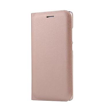 ケース 用途 Huawei社P9 Huawei社P9ライト Huawei P9 Lite P9 Huaweiケース フリップ つや消し フルボディーケース 純色 ハード PUレザー のために P10 Huawei P9 Lite Huawei P9 Huawei
