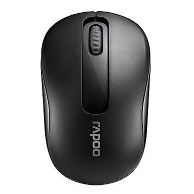 Rapoo M218 Trådløs kontor Mouse 1000 3 AAA Batteri drevet