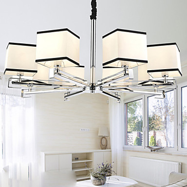 Moderni/nykyaikainen Kantri Riipus valot Käyttötarkoitus Olohuone Makuuhuone Ruokailuhuone Työhuone/toimisto Hallway Polttimo ei ole
