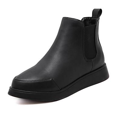 BootsitNaisten-PU-Musta-Rento-Comfort