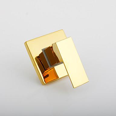 Kraan accessoire - Superieure kwaliteit - Hedendaagse Messinki Warm en koud mengwaterklep - Af hebben - Ti-PVD