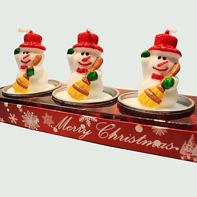 joulukoristeita
