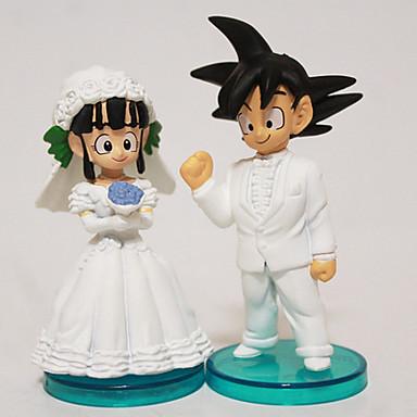 Anime Action Figures geinspireerd door Dragon Ball Goku PVC 20 CM Modelspeelgoed Speelgoedpop