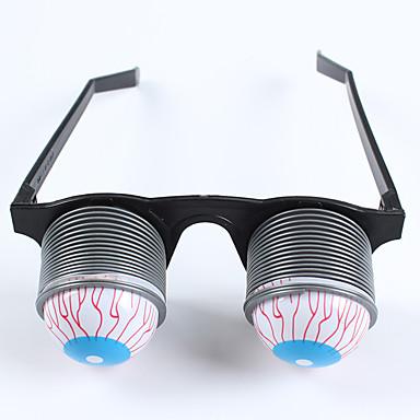 óculos de terror globo ocular 1pc para festa a fantasia do dia das bruxas