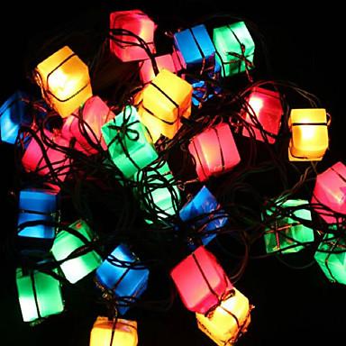 1pc Cartoon Kerstmis Noviteit Hoge kwaliteit Halloween Feest Decoratie Kerstverlichting Ornamenten Kerststallen voor buiten