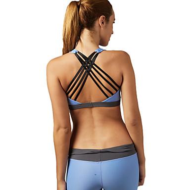 Yoga Sport-BHs Unterwäsche Oberteile Rasche Trocknung Atmungsaktiv nahtlos Sanft Komfortabel Hochelastisch Sportbekleidung Yoga Pilates