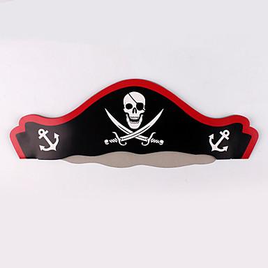 1pc hallowmas piraatpet versieren hallowmas kostuum partij