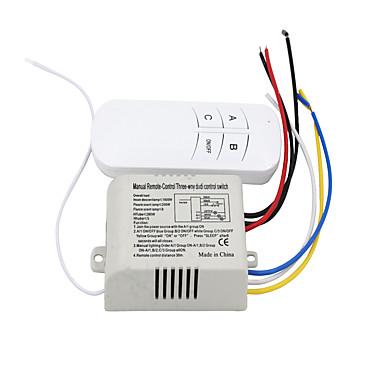 E27 til E14 E27 Fjernkontroll Infrarød sensor