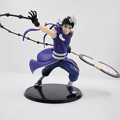 Anime Action Figures geinspireerd door Naruto Uchiha Obito PVC 22 CM Modelspeelgoed Speelgoedpop