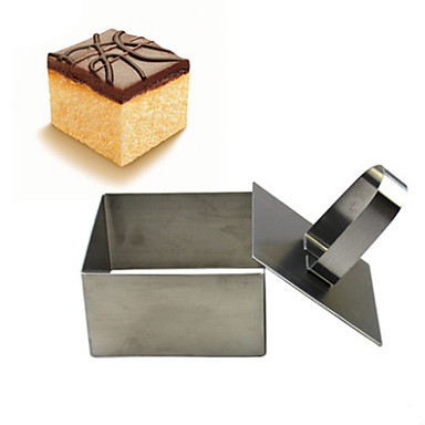 Leivonta- ja leivonnaistyökalu Cupcake Koekje Brood Roestvast staal Hoge kwaliteit cake Decorating nieuwe collectie
