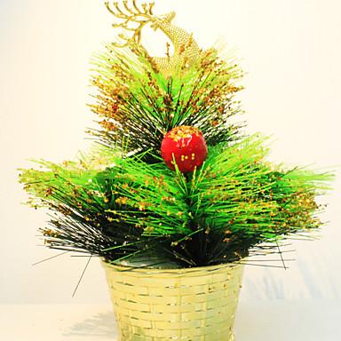 mini joulukuusi hirvi koriste