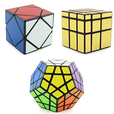 Rubik's Cube Shengshou Alienígeno MegaMinx Skewb Mirror Cube Skewb Cube Cubo Macio de Velocidade Cubos mágicos Cubo Mágico Nível