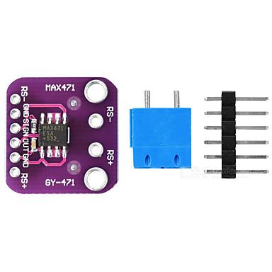 # MAX471 Para Arduino Placa Movimento